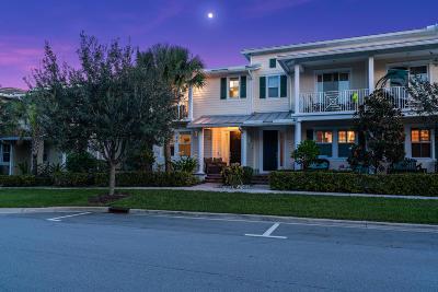 Jupiter Townhouse For Sale: 1128 S Community Drive