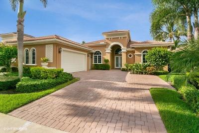 West Palm Beach Single Family Home For Sale: 10732 Hollow Bay Terrace