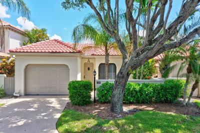 Jupiter Single Family Home For Sale: 1482 Via Del Sol
