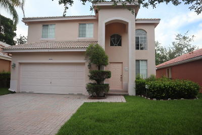 Coconut Creek Single Family Home For Sale: 5023 Heron Court