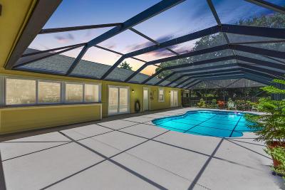 Jensen Beach Single Family Home For Sale: 326 NE Ficus Terrace