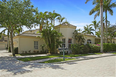 West Palm Beach Single Family Home For Sale: 7637 Iris Court