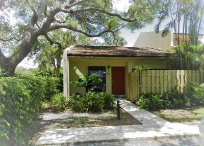 Boca Raton Rental For Rent: 1400 NW 9th Avenue #B-8