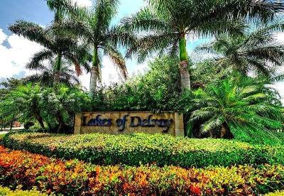 Delray Beach Condo For Sale