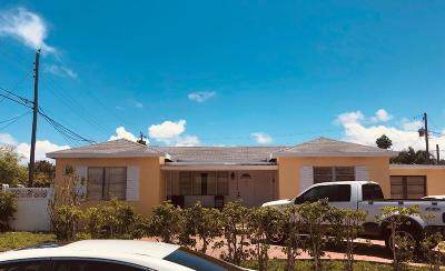 West Palm Beach FL Single Family Home For Sale: $375,000