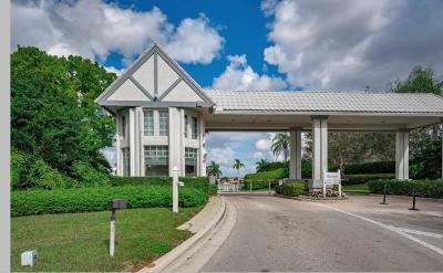 West Palm Beach Single Family Home For Sale: 9640 Great Egret Court
