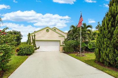 Boynton Beach Single Family Home For Sale: 8670 Indian River Run