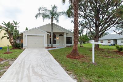 Stuart Single Family Home For Sale: 5831 SE Wilsie Drive