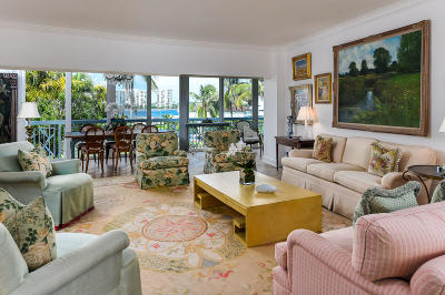 Palm Beach Condo For Sale: 389 S Lake Drive #2b