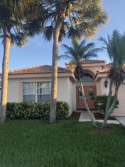 Boynton Beach Single Family Home For Sale: 8149 Mystic Harbor Circle