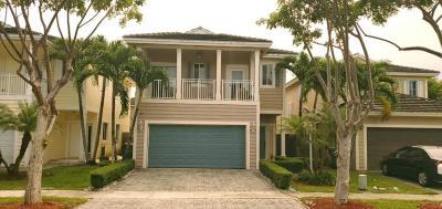 Miami-Dade County Single Family Home Contingent: 353 NE 34th Terrace