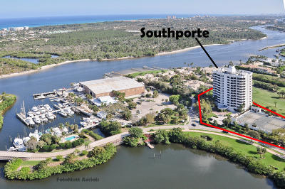 Jupiter Condo For Sale: 3322 Casseekey Island Road #1302