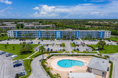 Boca Raton Condo For Sale: 3004 Lincoln A