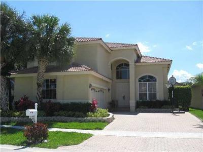 Boca Raton Single Family Home For Sale: 11083 Baybreeze Way