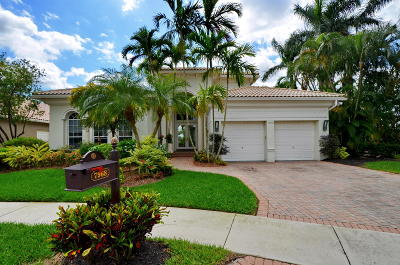 Delray Beach FL Single Family Home For Sale: $675,000