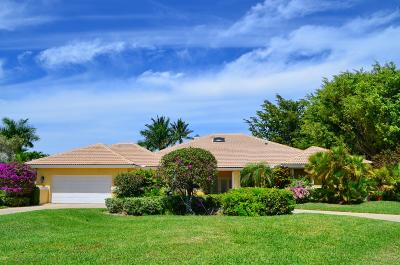 Boca Raton Single Family Home For Sale: 17818 Foxborough Lane