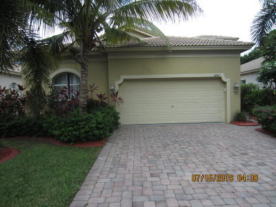Fort Pierce Single Family Home For Sale: 5767 Sunberry Circle