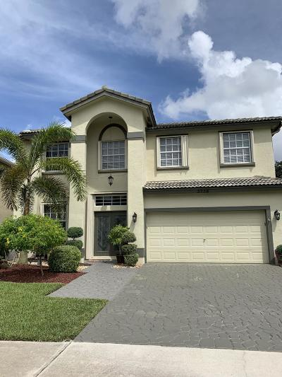 Wellington Single Family Home For Sale: 3738 Old Lighthouse Circle