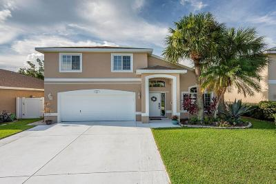 Martin County Single Family Home For Sale: 4722 SE Winter Haven Court