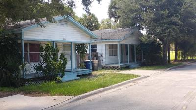 Fort Pierce Multi Family Home For Auction: 909 Avenue B