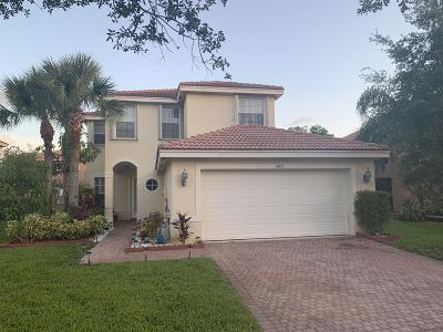Royal Palm Beach Single Family Home For Sale: 11416 Sage Meadow Terrace Terrace