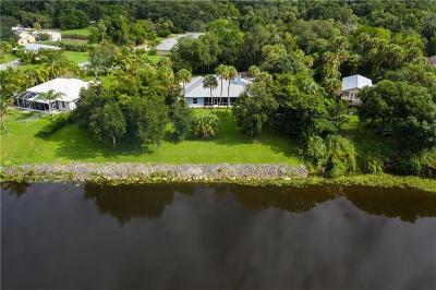Martin County Single Family Home For Sale: 15346 SW Palm Oak Avenue
