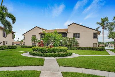 Boca Raton Condo For Sale: 8565 Boca Glades Boulevard W #D