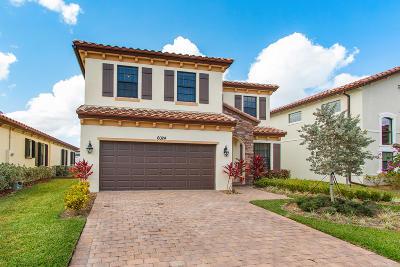 Greenacres Single Family Home For Sale: 6024 Sandhill Crane Drive