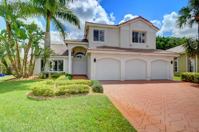 Boca Raton Single Family Home For Sale: 19386 Black Olive Lane