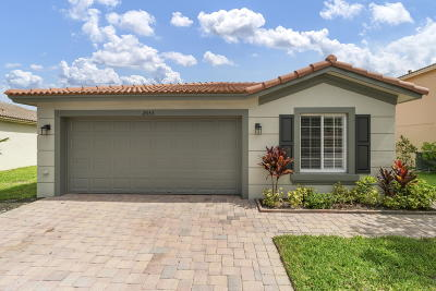 Port Saint Lucie Single Family Home For Sale: 2053 SW Providence Place