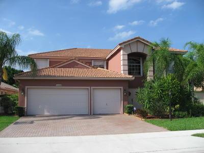 Boca Raton Single Family Home For Sale: 12311 Saint Simon Drive