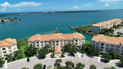 St Lucie County Condo For Sale: 4 Harbour Isle Drive E #Ph-2