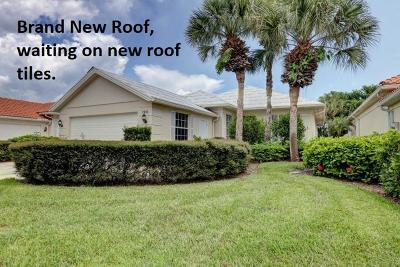 Martin County Single Family Home For Sale: 7916 SE Double Tree Drive