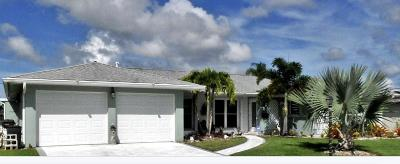 Port Saint Lucie Single Family Home For Sale: 3008 SE Overbrook Drive SE
