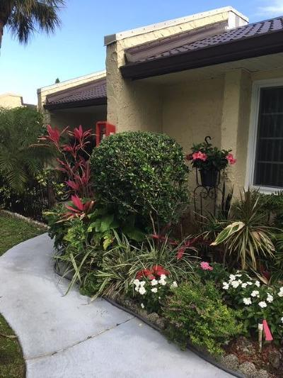West Palm Beach Single Family Home For Sale: 232 Lake Constance Drive #232