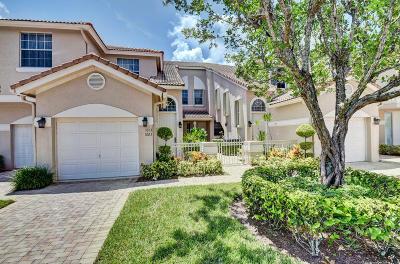 Boca Raton Condo For Sale: 6592 Villa Sonrisa Drive #1023