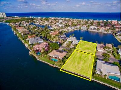 Residential Lots & Land For Sale: 4320/4321 Intracoastal Drive