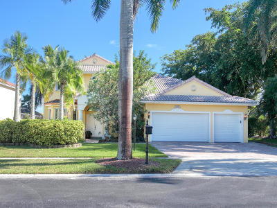 Boca Raton Single Family Home For Sale: 12757 Hyland Circle