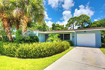 Delray Beach Single Family Home For Sale: 944 SW 20th Court