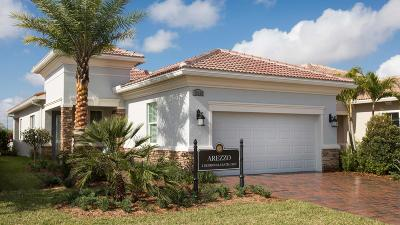 Port Saint Lucie Single Family Home For Sale: 20018 Caserta Way