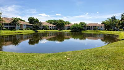 Delray Beach Condo For Sale: 13750 Oneida Drive #H1