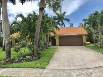 Wellington Single Family Home For Sale: 12091 Sugar Pine Trail
