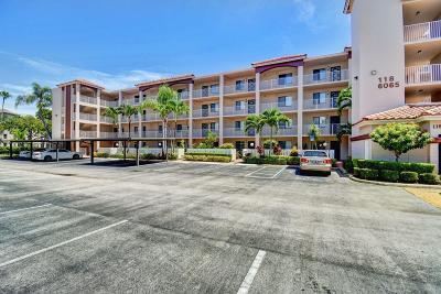 Delray Beach Condo For Sale: 6065 Pointe Regal Circle #402