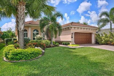 Jupiter Single Family Home For Sale: 268 Carina Drive