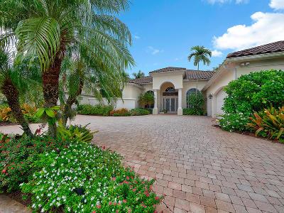 Ballenisles Single Family Home For Sale: 54 Saint James Drive