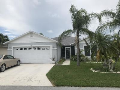 Single Family Home For Sale: 6633 Gaviota