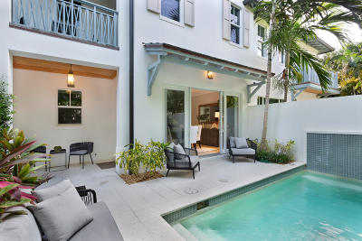 Delray Beach Townhouse For Sale: 212 Venetian Drive