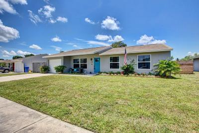 Royal Palm Beach Single Family Home Contingent: 119 Puffin Court