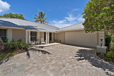 Tequesta Single Family Home Pending: 116 Golfview Drive