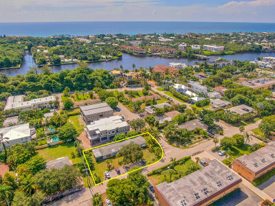 Delray Beach Multi Family Home For Sale: 1003 NE 9th Avenue